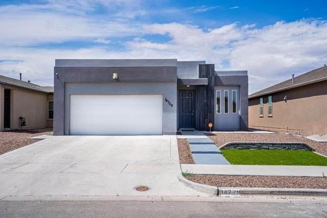 14729 Harry Flournoy Avenue, El Paso, TX 79938 (MLS #853952) :: Preferred Closing Specialists