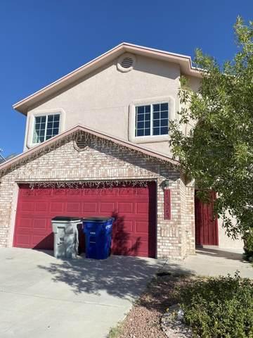 12373 Tierra Canada Drive, El Paso, TX 79938 (MLS #853961) :: Preferred Closing Specialists