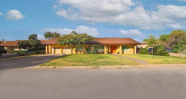 5753 Oak Cliff Drive, El Paso, TX 79912 (MLS #853962) :: Mario Ayala Real Estate Group