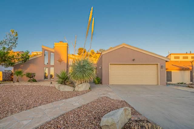 712 Cresta Alta Drive, El Paso, TX 79912 (MLS #853965) :: Mario Ayala Real Estate Group
