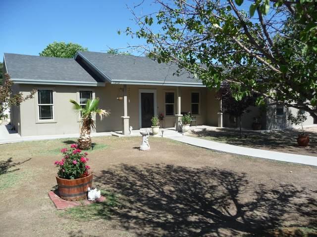 7312 Wildcat Drive, Canutillo, TX 79835 (MLS #853966) :: Preferred Closing Specialists