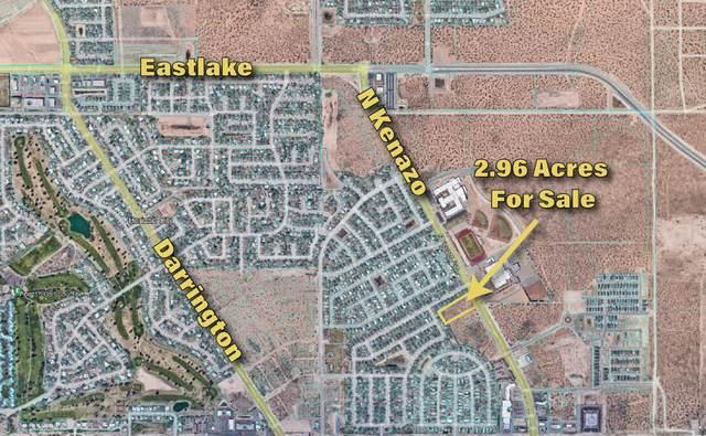 245 N N Kenazo Avenue, Horizon City, TX 79928 (MLS #853971) :: Preferred Closing Specialists