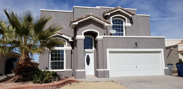 12313 Tierra Arroyo Drive, El Paso, TX 79938 (MLS #853974) :: Preferred Closing Specialists