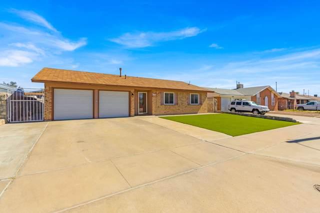 10728 Onyxstone Street, El Paso, TX 79924 (MLS #853975) :: Mario Ayala Real Estate Group