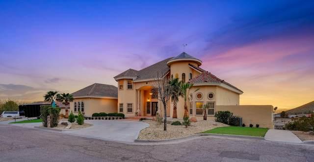 2 Mina Perdida Street, El Paso, TX 79902 (MLS #853978) :: Mario Ayala Real Estate Group