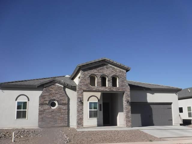 957 Abe Goldberg Drive, El Paso, TX 79932 (MLS #853979) :: Mario Ayala Real Estate Group