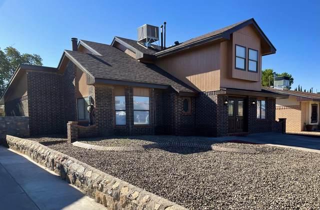 11328 Lake Geneva Drive, El Paso, TX 79936 (MLS #853980) :: Mario Ayala Real Estate Group