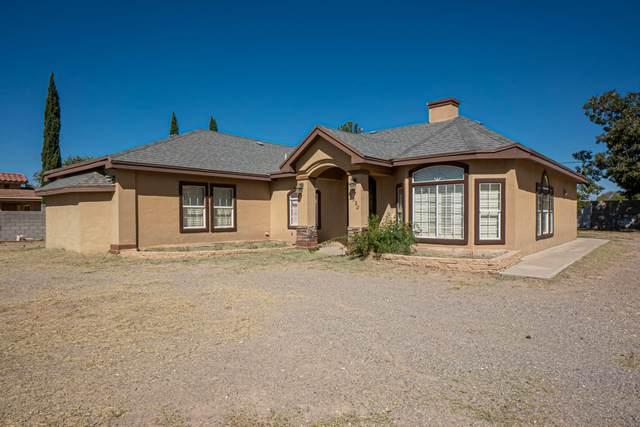 11520 Valle Palos Verdes Drive, Socorro, TX 79927 (MLS #853982) :: Mario Ayala Real Estate Group