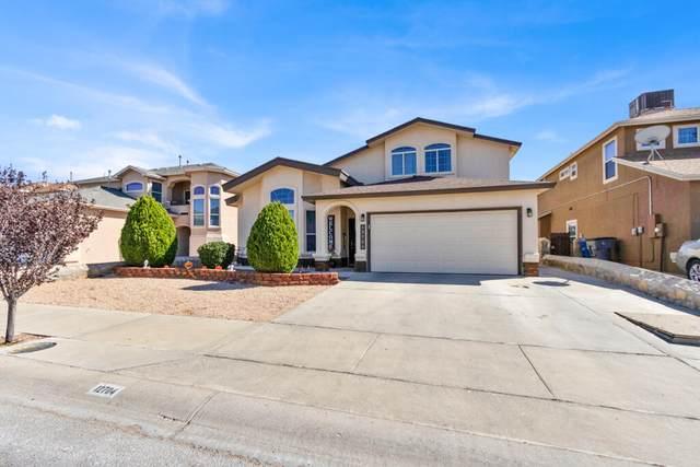 12704 Tierra Aurora Drive, El Paso, TX 79938 (MLS #853984) :: Mario Ayala Real Estate Group