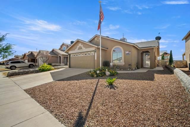 13932 Vaquero Rock Drive, El Paso, TX 79938 (MLS #853985) :: Preferred Closing Specialists