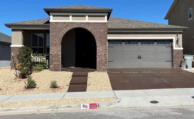 7405 Eagle Vista Drive, El Paso, TX 79911 (MLS #853987) :: Preferred Closing Specialists