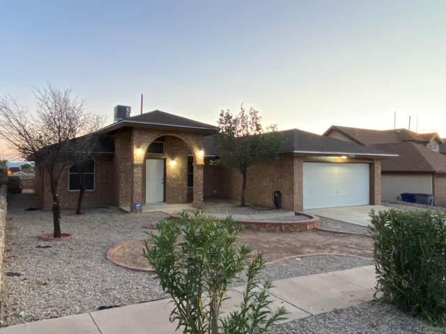 7988 Morning Dawn Avenue, El Paso, TX 79932 (MLS #853988) :: Preferred Closing Specialists