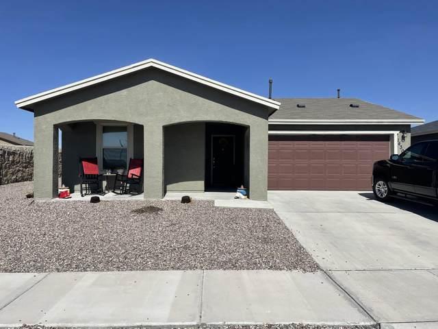 14301 Sabio, Horizon City, TX 79928 (MLS #853989) :: Preferred Closing Specialists