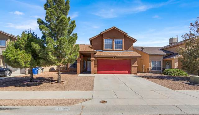11980 Mesquite Miel Drive, El Paso, TX 79934 (MLS #853994) :: Preferred Closing Specialists
