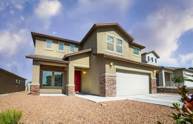 7545 Wolf Creek Drive, El Paso, TX 79911 (MLS #853995) :: Preferred Closing Specialists