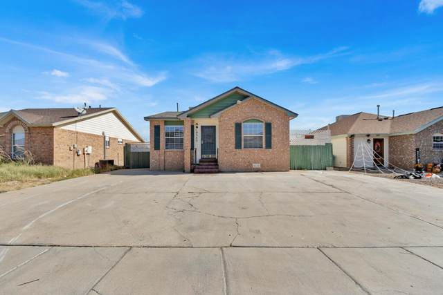 10345 Valle Suave Drive, Socorro, TX 79927 (MLS #853997) :: Preferred Closing Specialists