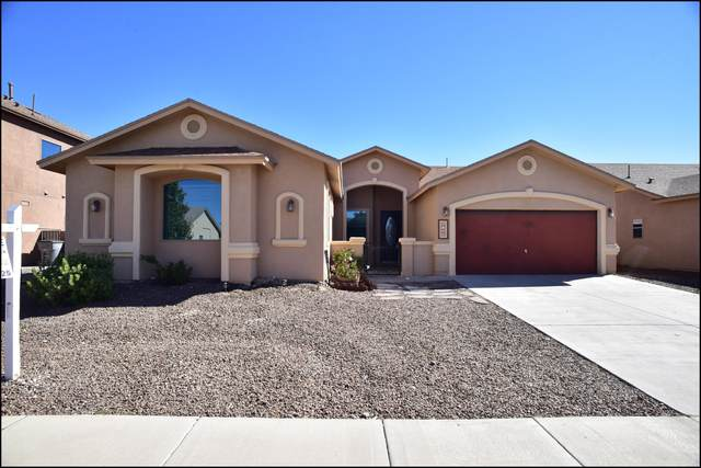 3128 Lookout Point Drive, El Paso, TX 79938 (MLS #853998) :: Preferred Closing Specialists