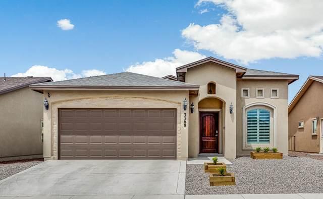 3368 David Palacio Drive, El Paso, TX 79938 (MLS #854002) :: Preferred Closing Specialists