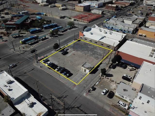630 S Santa Fe Street, El Paso, TX 79901 (MLS #854008) :: Preferred Closing Specialists