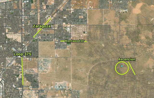 TBD Tbd, El Paso, TX 79928 (MLS #854009) :: Preferred Closing Specialists