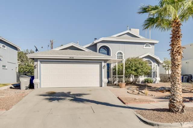 1416 Crown Ridge Drive, El Paso, TX 79912 (MLS #854016) :: Preferred Closing Specialists