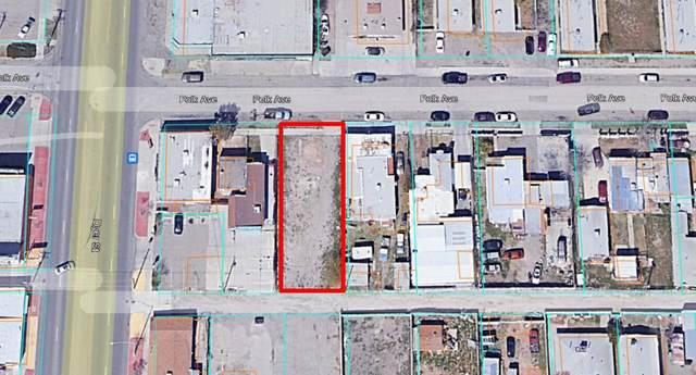 4008 Polk Avenue, El Paso, TX 79930 (MLS #854072) :: Preferred Closing Specialists
