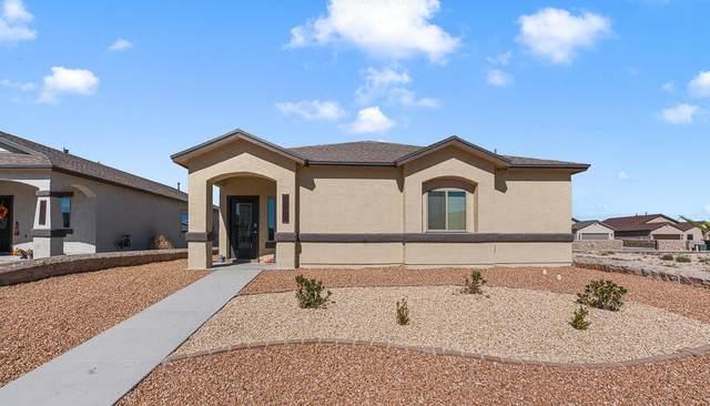 14837 Tierra Isaiah Avenue, El Paso, TX 79938 (MLS #854090) :: Summus Realty