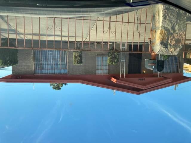 7904 Hermosillo Drive, El Paso, TX 79915 (MLS #854097) :: Preferred Closing Specialists