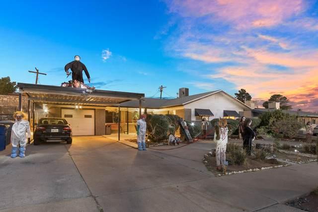 109 Camille Drive, El Paso, TX 79912 (MLS #854122) :: Preferred Closing Specialists