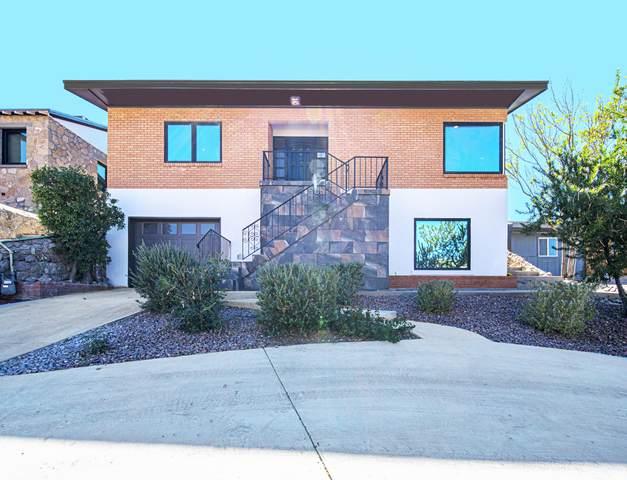 816 Galloway Drive, El Paso, TX 79902 (MLS #854126) :: Preferred Closing Specialists