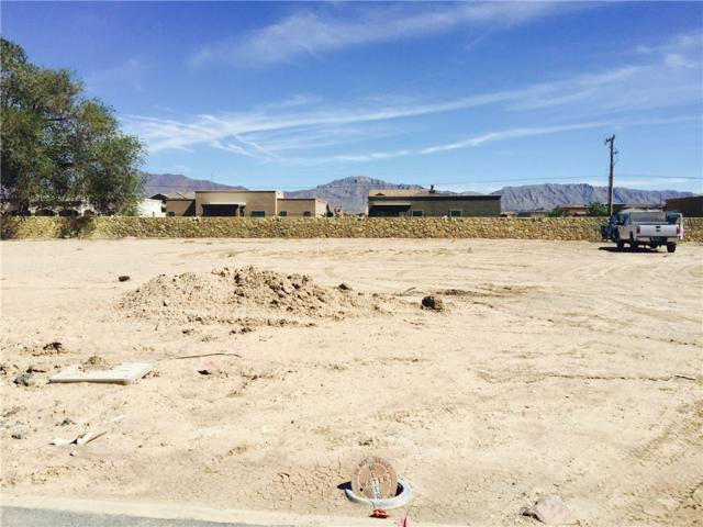 5656 River Run Drive, El Paso, TX 79932 (MLS #708811) :: The Matt Rice Group