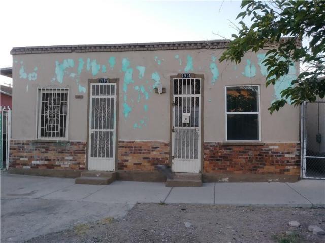 1914,1916 Olive Avenue #3, El Paso, TX 79901 (MLS #753342) :: Preferred Closing Specialists