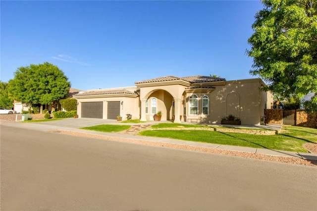 6074 Via De Los Arboles, El Paso, TX 79932 (MLS #755295) :: The Matt Rice Group