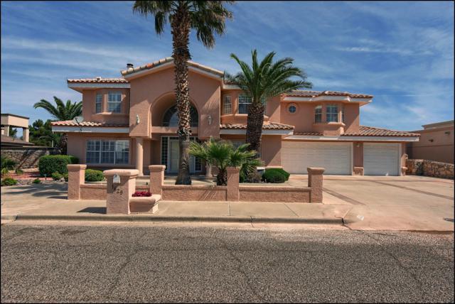 1629 Billy Casper Drive, El Paso, TX 79936 (MLS #806166) :: Preferred Closing Specialists