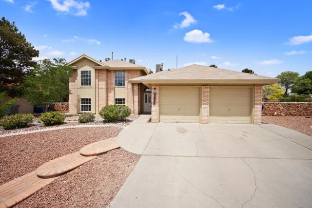 12096 Pueblo Laguna Drive, El Paso, TX 79936 (MLS #808368) :: Jackie Stevens Real Estate Group