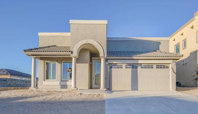 12420 Chamberlain Drive, El Paso, TX 79928 (MLS #810384) :: The Matt Rice Group