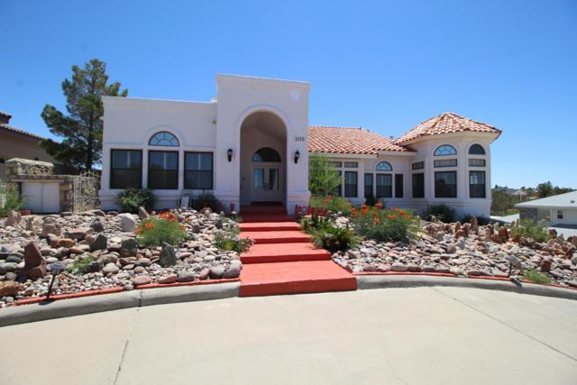 1320 Loma Verde Drive, El Paso, TX 79936 (MLS #810569) :: The Matt Rice Group