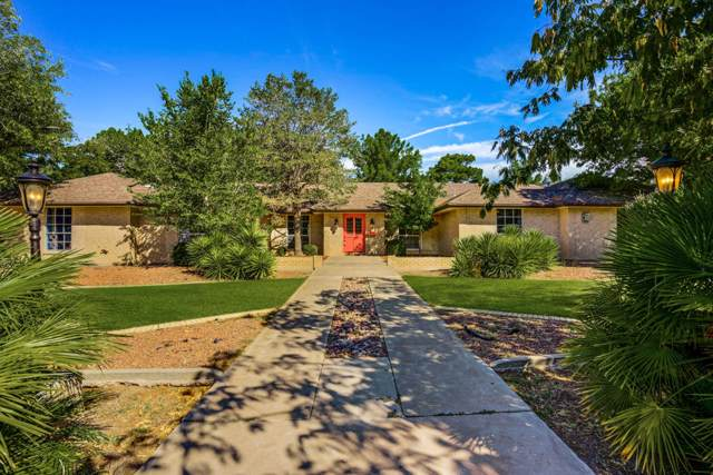 1041 Singing Hills Drive, El Paso, TX 79912 (MLS #810901) :: The Matt Rice Group