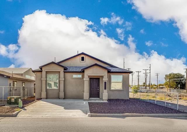 13309 Estancias De Mision Street, San Elizario, TX 79849 (MLS #812161) :: Preferred Closing Specialists