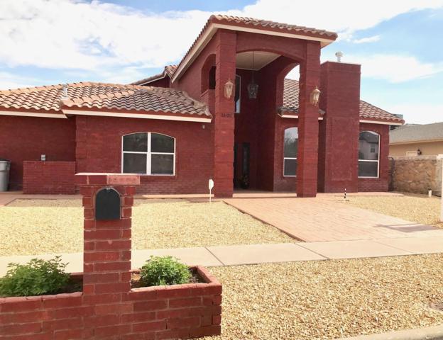 11420 Ardelle Avenue, El Paso, TX 79936 (MLS #812210) :: The Matt Rice Group