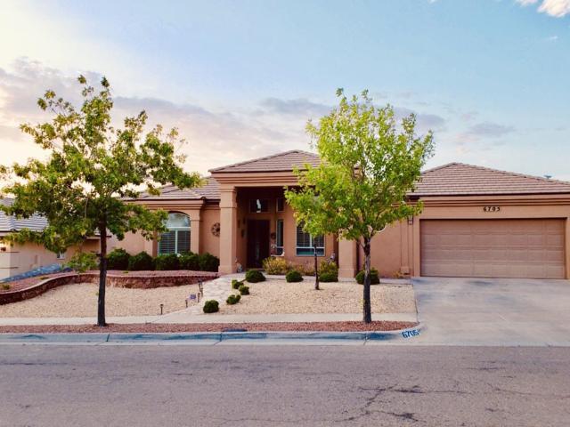 6705 Heritage Ridge Way, El Paso, TX 79912 (MLS #812407) :: The Matt Rice Group