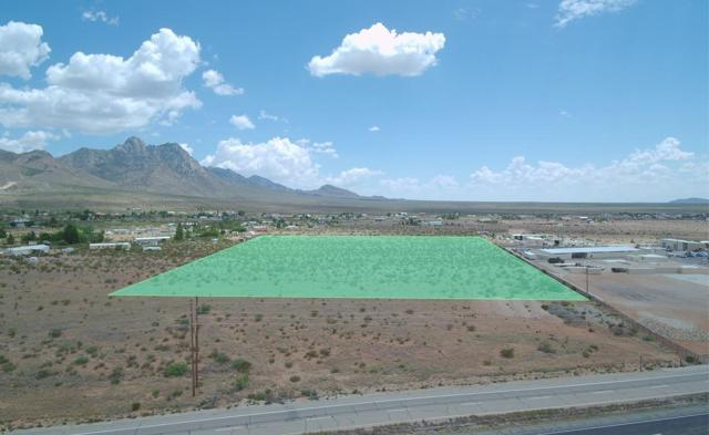 16.6 AC Highway 70, Las Cruces, NM 88011 (MLS #813093) :: The Matt Rice Group