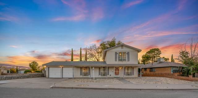 8536 Morley Drive, El Paso, TX 79925 (MLS #813143) :: Preferred Closing Specialists