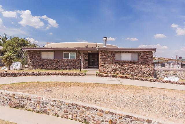 8724 Dolomite Drive, El Paso, TX 79904 (MLS #813229) :: The Matt Rice Group