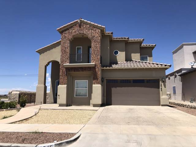 12745 Valentine Avenue, El Paso, TX 79928 (MLS #813427) :: The Matt Rice Group