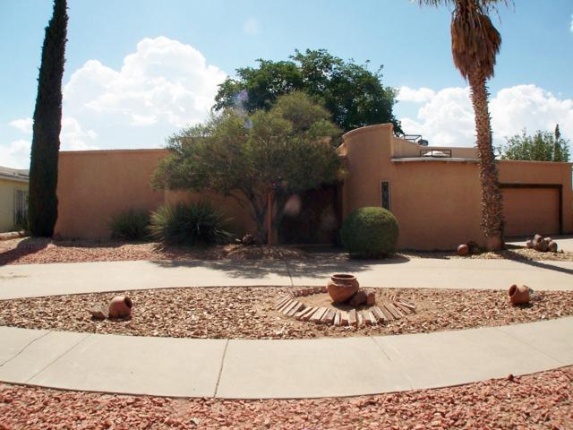 1731 Larry Hinson Drive, El Paso, TX 79936 (MLS #813493) :: Preferred Closing Specialists
