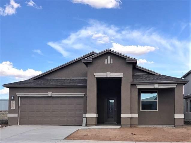 6048 Hidden Acres Street, El Paso, TX 79924 (MLS #813962) :: The Matt Rice Group