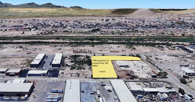 1998 Appaloosa Drive, Sunland Park, NM 88063 (MLS #814398) :: Mario Ayala Real Estate Group