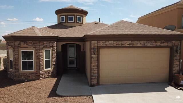 5508 Jim Castaneda Drive, El Paso, TX 79934 (MLS #814422) :: Preferred Closing Specialists