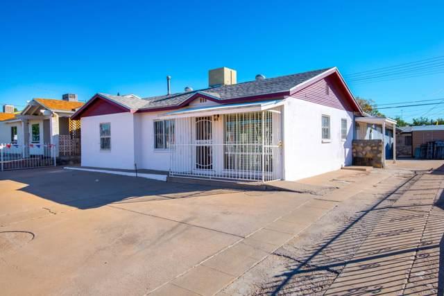 928 Lariat Street, El Paso, TX 79915 (MLS #815053) :: Preferred Closing Specialists